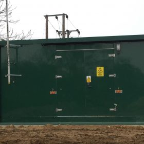 GRP Substation in Buckinghamshire