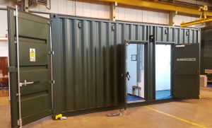 g2 Energy build and install containerised substations for electrical infrastructure